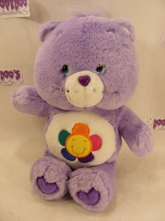 "MODERN 12"" HARMONY CAREBEAR CARE BEARS"
